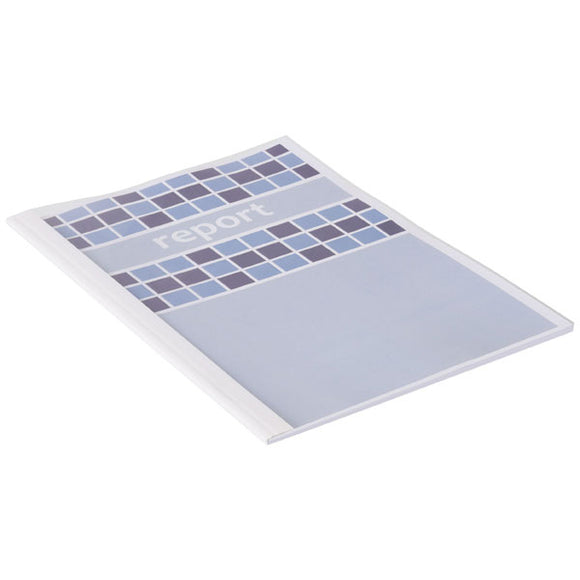 GBC Thermal Cover White - Business Base