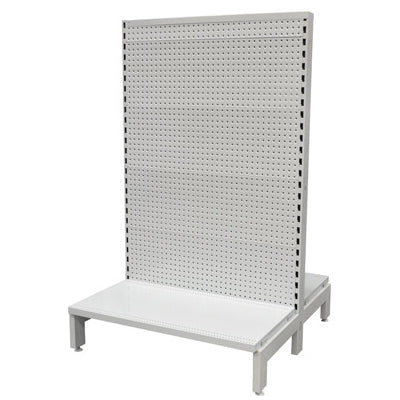 Supermarket Shelving Double Sided Bay
