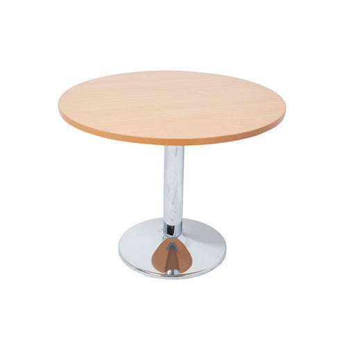 Origin Round Base Table - Business Base
