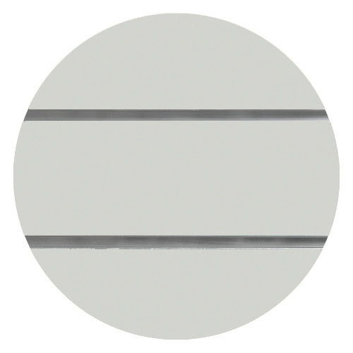 Slat Wall Oyster Grey