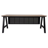 Pitch Straight Desk 1500 - Business Base