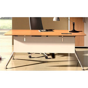 Potenza Rectangular Desk - Business Base