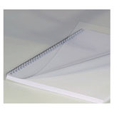 Renz Clear PVC Binding Covers Micron - Business Base