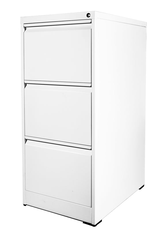 Enduro Standard Three drawer filing Cabinet - Business Base