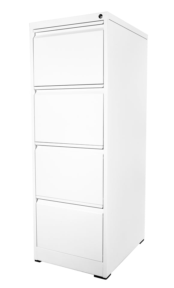 Enduro Standard Four Drawers Filing Cabinet - Business Base