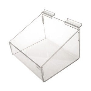 AP210-Display Bin W/Sloping Sides - Business Base