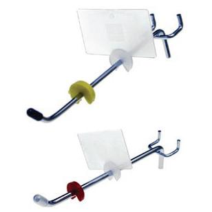 AP586-Peg Hook Nylon Safety Tip - Standard Duty - Business Base