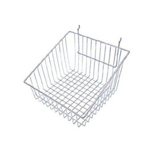 AP904-Wire Basket W/Sloping Sides - Business Base