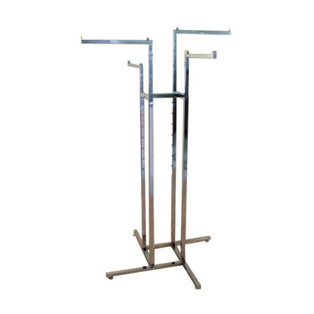 AP947-Four Way Racks Four Straight Arms - Business Base