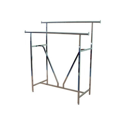 AP980-Adjustable Double Bar Rack - Business Base