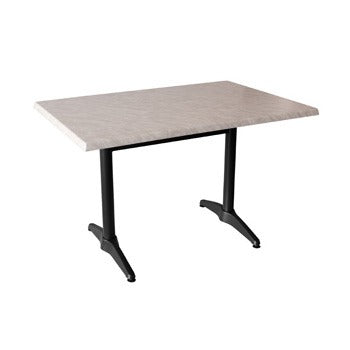 Astoria Rectangle Werzalit Cafe Table - Business Base