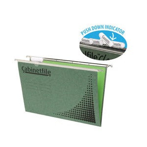 Cabinetfile Suspension Files FC (Box of 50 items) - Business Base
