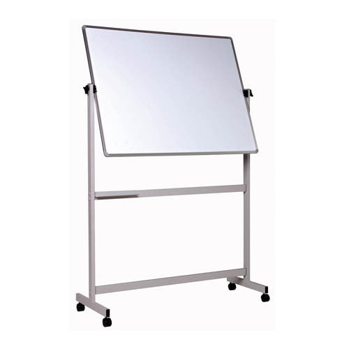 Commercial Pivoting Mobile Whiteboard - Business Base