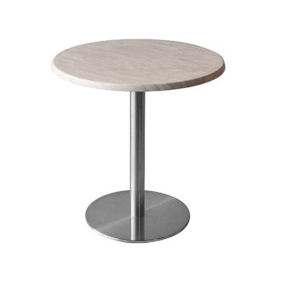 Condor Round Werzalit Cafe Table - Business Base