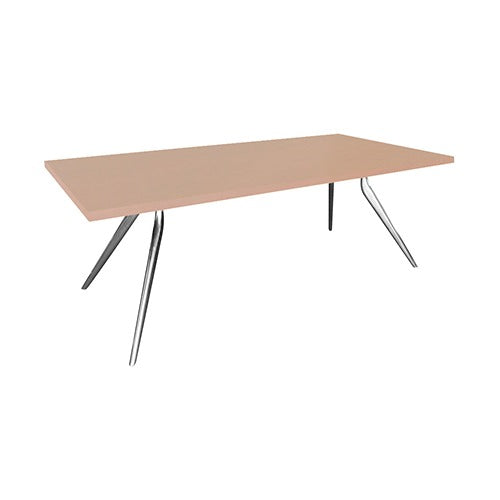 Eona Boardroom Table - MDF Top - Business Base