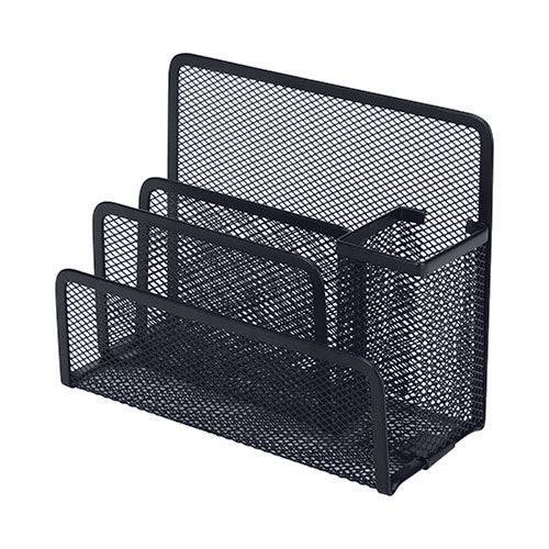 Esselte Mesh Desk Organiser - Business Base