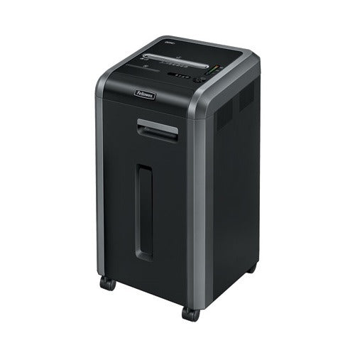 Fellowes 225i Strip Cut Shredder - Business Base
