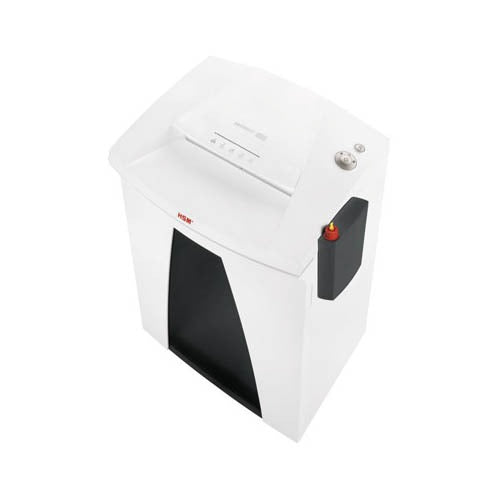 HSM Securio B34 SUPER MICRO shredder with auto oiler - Business Base