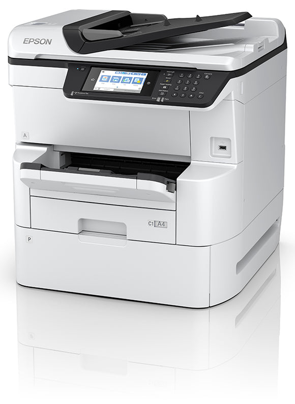 EPSON WorkForce C878R Multifunction Printer