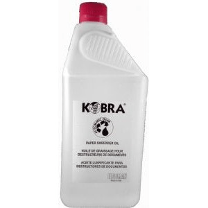Kobra Shredder Oil - 1ltr Bottle - Business Base