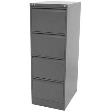 Commercial Four Drawer Filing Cabinet - Business Base