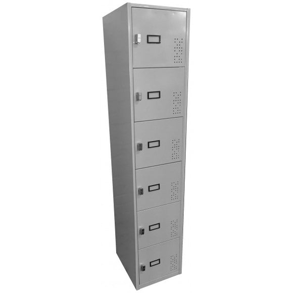 Enduro Six Door Locker - Business Base