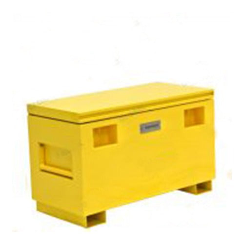 Job Site Steel Toolbox - Business Base