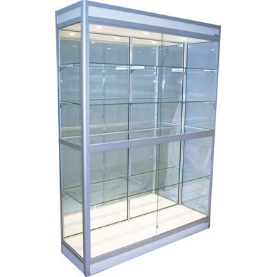 Lancaster 1500L Glass Showcase - Business Base