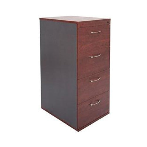 Matrix Executive Four Drawer Filing Cabinet - Business Base