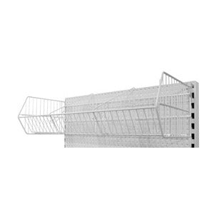 Supermarket Shelving Wire Basket - Business Base