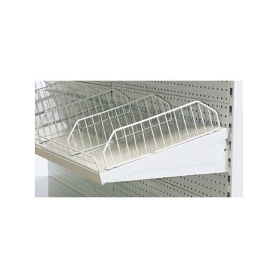 Supermarket Shelving Wire Divider - Business Base