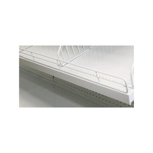 Supermarket Shelving Wire Front - Business Base