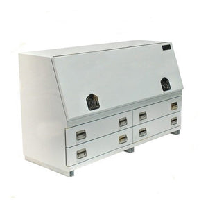 N Series Toolbox with Four Drawers - Business Base