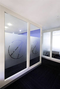Glass Partitioning Panels - Business Base