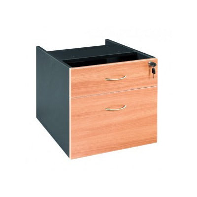 Orion 1 Pen 1 File Drawer Fixed Pedestal - Business Base