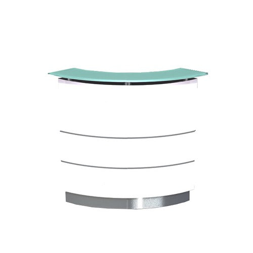 Polaris Reception Counter Corner - Business Base