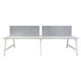 Pitch Desk Four Person Pod 3000 x 1632 - Business Base