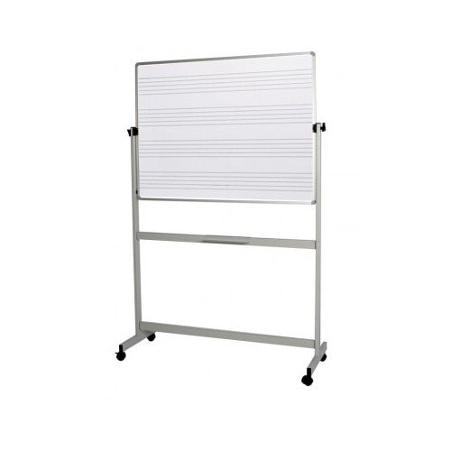 Porcelain Mobile Music Board 2400 x 1212mm - Business Base