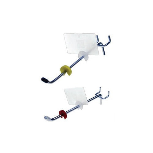 AP587-Peg Hook Nylon Safety Tip - Heavy Duty - Business Base