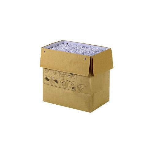 Rexel Mercury 70L Recyclable Shredder Paper Bags Pk 25 - Business Base