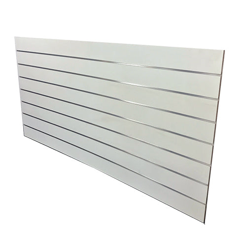 White Slat wall - Business Base