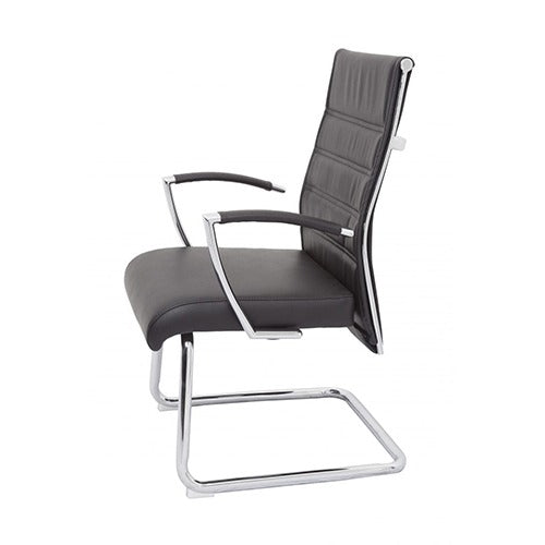 Sorrento Visitor Chair - Business Base