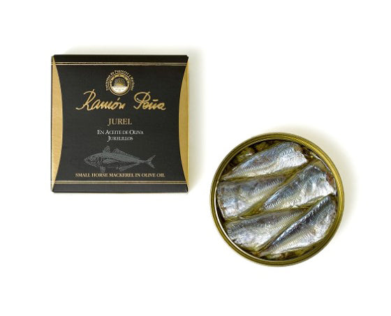 Canned seafood (Conservas) SMALL HORSE MACKEREL IN OLIVE OIL