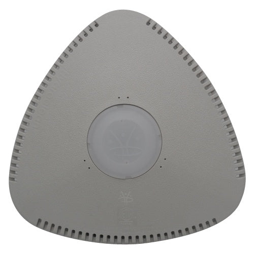 Self Clean Foot Plate - Light Grey