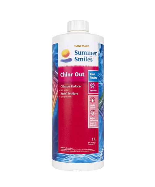 Pool Chlor Out (1 liter)