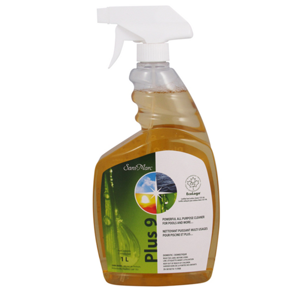PLUS-9 Cleaning Spray
