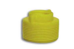 "1-1/2"" Winter Plug (yellow)"
