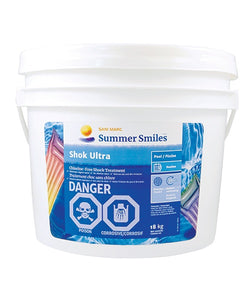 Pool Shok Ultra (6kg), Non chlorine shock