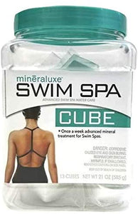 Mineraluxe Swim Spa Cubes (13 cubes)