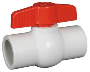 "3/4"" Ball Valve for Quick Drain"